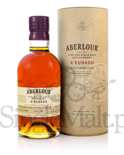 Aberlour A'bunadh (batch 59) / 60,9% / 0,7 l
