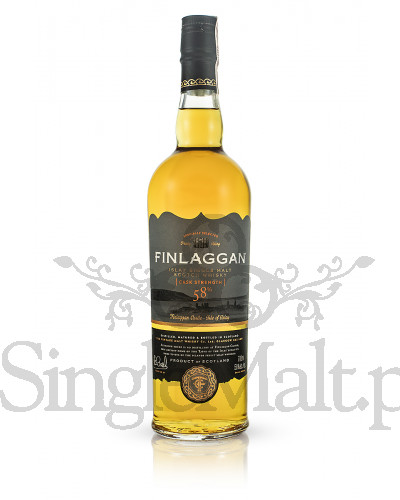 Finlaggan Cask Strength / 58% / 0,7 l