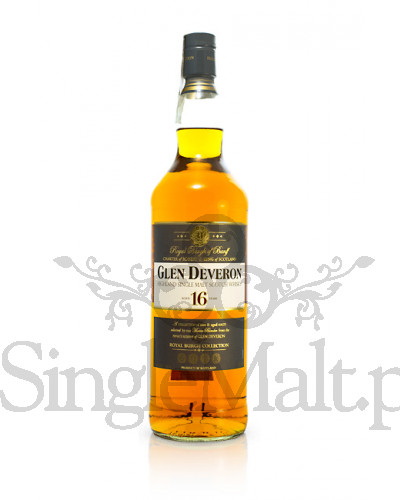 Glen Deveron 16 Years Old / 40% / 1,0 l