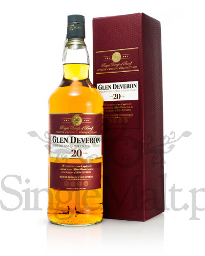 Glen Deveron 20 Years Old / 40% / 1,0 l