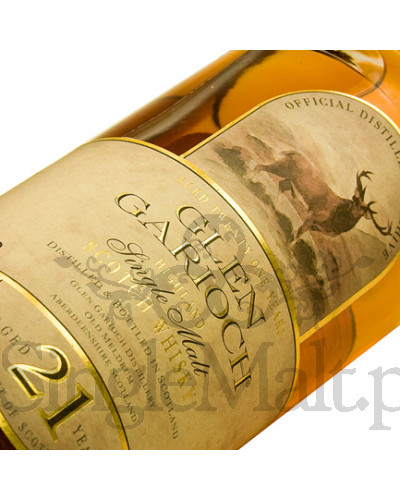 Glen Garioch 21 Years Old / 40% / 0,7 l