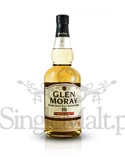 Glen Moray 10 Years Old / Chardonnay / 40% / 0,7 l