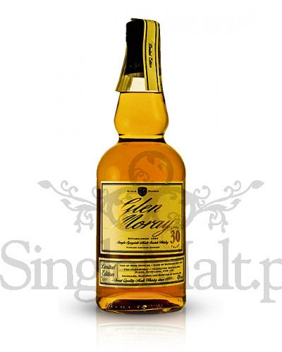 Glen Moray 30 Years Old / 43% / 0,7 l