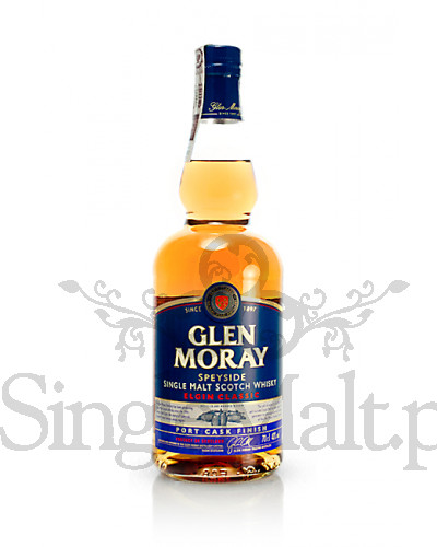 Glen Moray Classic / Port Cask Finish / 40% / 0,7 l