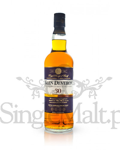 Glen Deveron 30 Years Old / 40% / 0,7 l