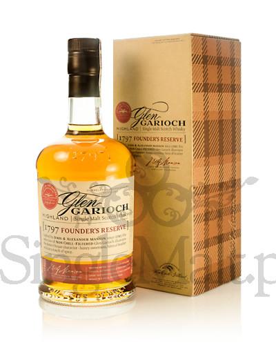 Glen Garioch 1797 Founder's Reserve / 48% / 1,0 l