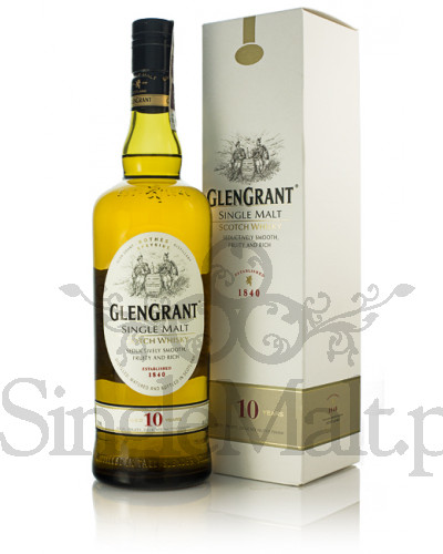 Glen Grant 10 Years Old / 40% / 0,75 l