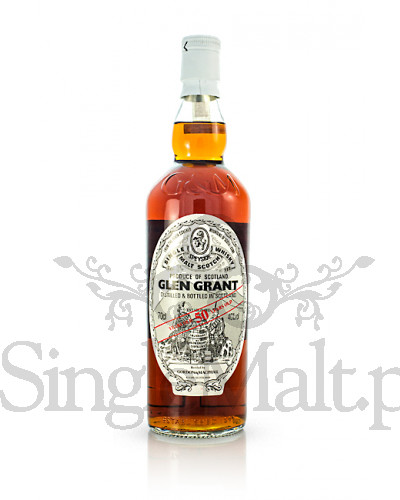Glen Grant 50 Years Old / Gordon & Macphail / 43% / 0,7 l