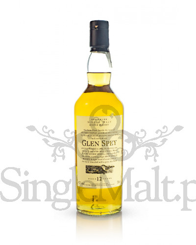 Glen Spey 12 Years Old 'Flora & Fauna' / 43% / 0,7 l