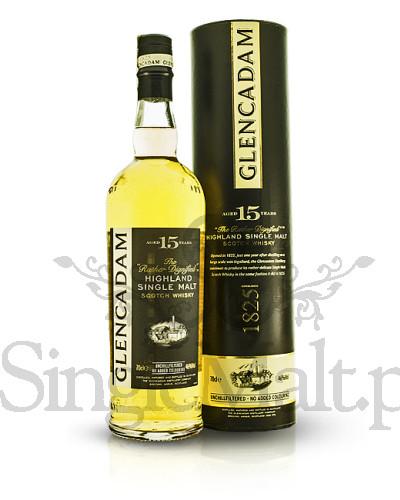 Glencadam 15 Years Old / 46% / 0,7 l