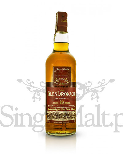 GlenDronach 12 Years Old Original / 43% / 0,7 l