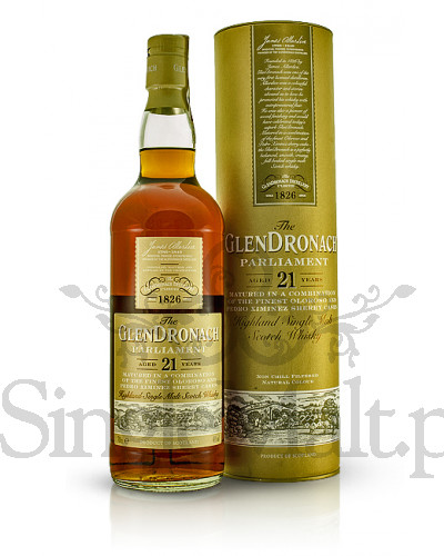 GlenDronach 21 Years Old Parliament / 48% / 0,7 l