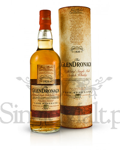 GlenDronach Cask Strength (batch 2) / 55,2% / 0,7 l