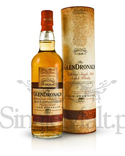 GlenDronach Cask Strength (batch 3) / 54,9% / 0,7 l