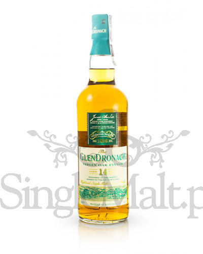 GlenDronach 14 Years Old / Virgin Oak Finish / 46% / 0,7 l