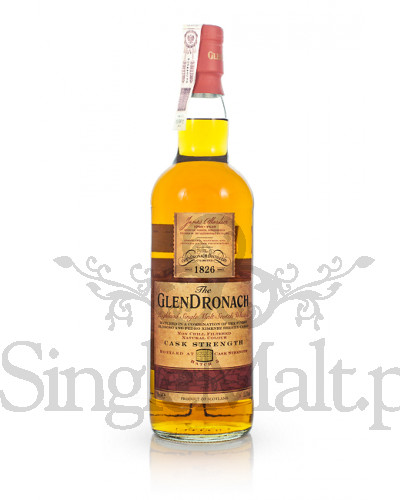 GlenDronach Cask Strength (batch 5) / 55,3% / 0,7 l