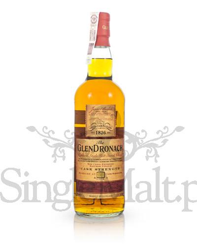 GlenDronach Cask Strength (batch 6) / 56,1% / 0,7 l