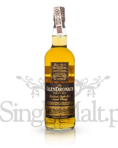 GlenDronach Peated / 46% / 0,7 l