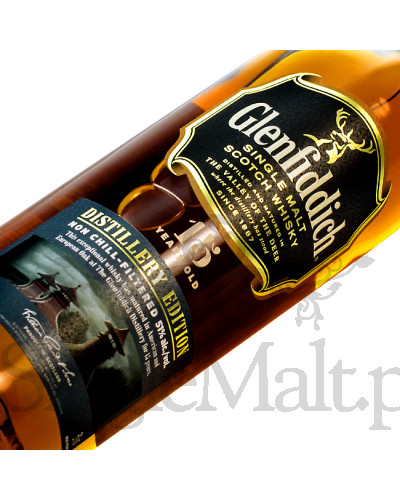 Glenfiddich 15 Years Old Distillery Edition / 51% / 0,7 l