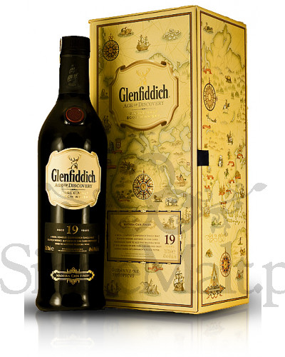 Glenfiddich 19 Years Old / Age of Discovery / Madeira Cask Finish / 40% / 0,7 l