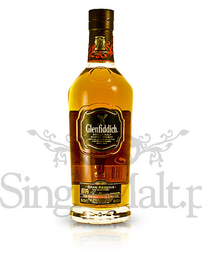 Glenfiddich 21 Years Old Gran Reserva / 43,2% / 0,7 l