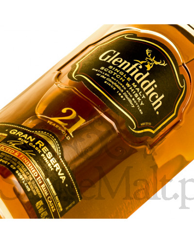 Glenfiddich 21 Years Old Gran Reserva / 40% / 0,7 l