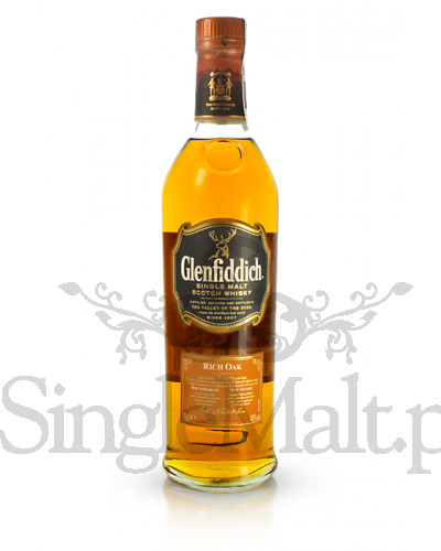 Glenfiddich 14 Years Old Rich Oak / 40% / 0,7 l
