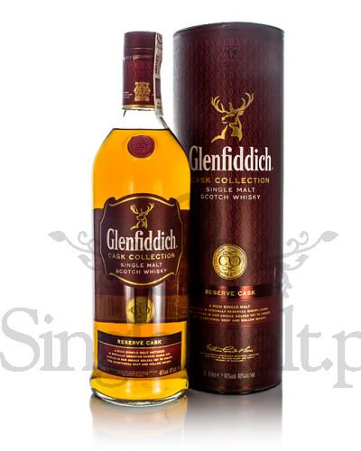 Glenfiddich Reserve Cask / 40% / 1,0 l