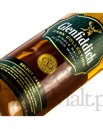 Glenfiddich Select Cask / 40% / 1,0 l