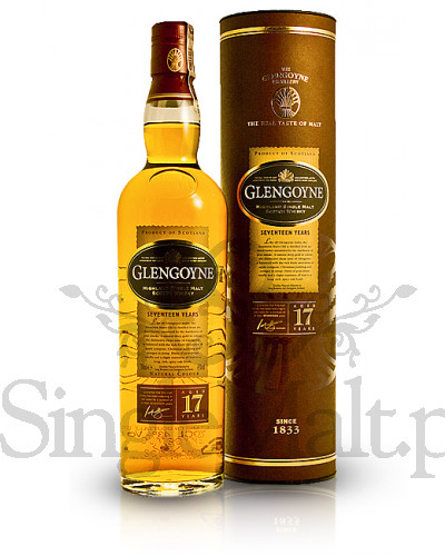 Glengoyne 17 Years Old / 43% / 0,7 l