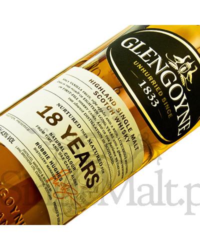 Glengoyne 18 Years Old / 43% / 0,7 l