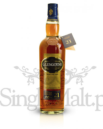 Glengoyne 21 Years Old / 43% / 0,7 l