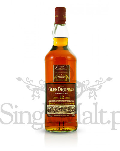 GlenDronach 12 Years Old Original / 43% / 1,0 l