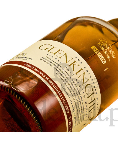 Glenkinchie 1999 Distillers Edition / 2012 / 43% / 0,7 l