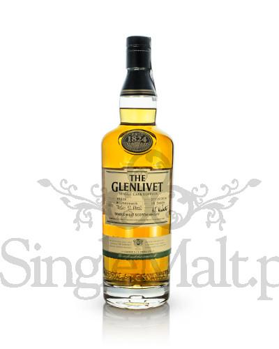 Glenlivet 18 Years Old / Cask 49338 / Buiternach / 2014 / 52,6% / 0,7 l