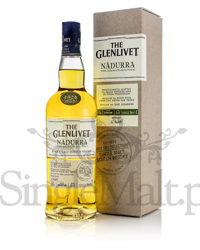 Glenlivet Nadurra First Fill (batch FF0714) / 2014 / 63,1% / 0,7 l