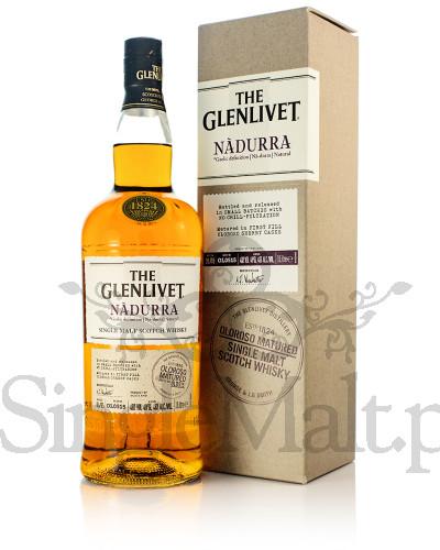 Glenlivet Nadurra Oloroso (batch OL0515) / 2015 / 48% / 1,0 l
