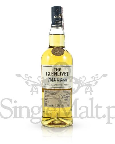 Glenlivet Nadurra Peated (batch PW1016) / 2016 / 62% / 0,7 l