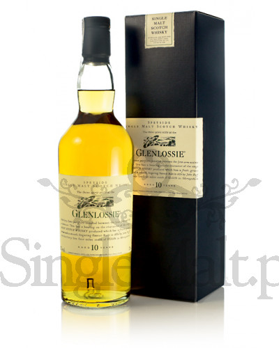 Glenlossie 10 Years Old 'Flora & Fauna' / 43% / 0,7 l