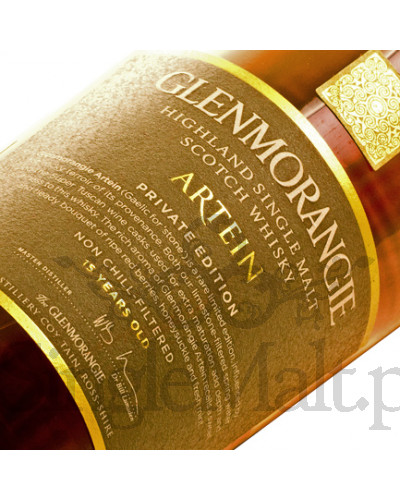 Glenmorangie Artein 15 Years Old / 46% / 0,7 l