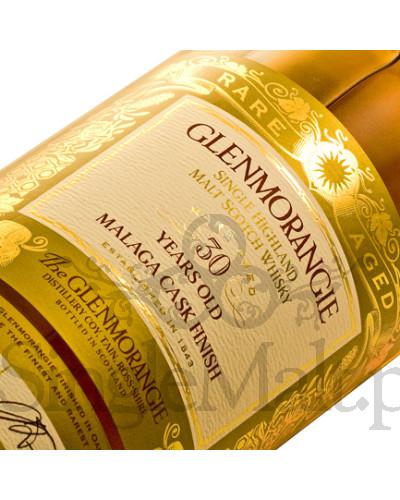 Glenmorangie 30 Years Old / Malaga / 43% / 0,7 l
