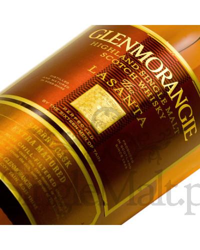 Glenmorangie Lasanta / 46% / 1,0 l