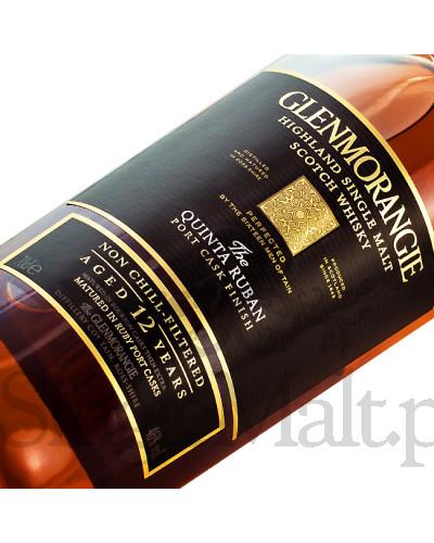 Glenmorangie 12 Years Old Quinta Ruban / 46% / 0,7 l
