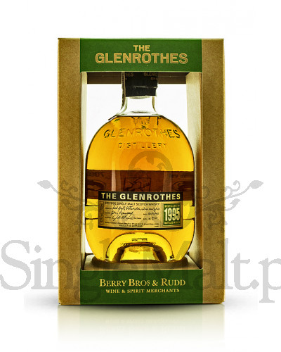 Glenrothes 1995 Vintage / 43% / 0,7 l