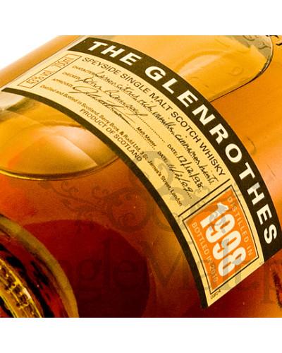 Glenrothes 1998 Vintage / 43% / 0,7 l