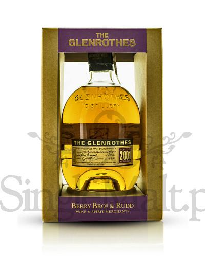 Glenrothes 2001 Vintage / 43% / 0,7 l