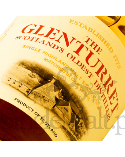 Glenturret 10 Years Old / 40% / 0,7 l