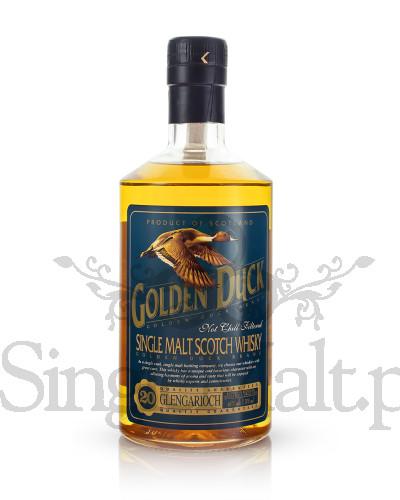 Glen Garioch 20 Years Old 1991 / Golden Duck / 46% / 0,7 l