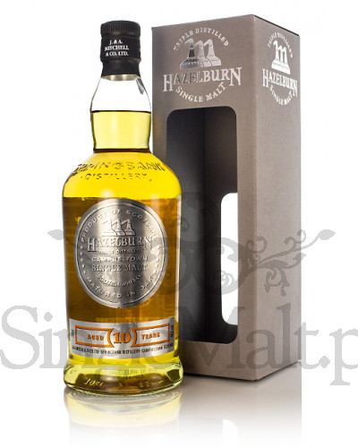 Hazelburn 10 Years Old / 46% / 0,7 l