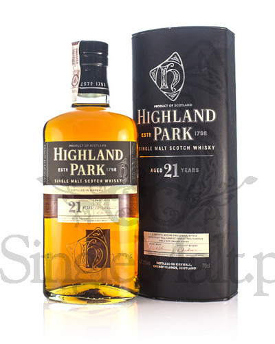 Highland Park 21 Years Old / 47,5% / 0,7 l
